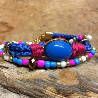 "WAITZ ""AZIBI"" Bohemian Bracelets- sets Spring/Summer 2018 Collection"